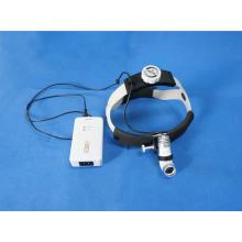 Luz portátil médica de la cabeza del LED
