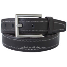 Man's casual wear fashion PU belt