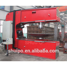 CNC Dished End flanging Machine
