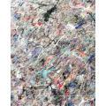 A tela respirável impermeável da tampa de pintura sentiu a tela do poliéster da tampa 600d