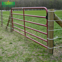 Galvanized Cow Yard Used Horse Fencing