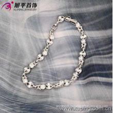 Xuping моды 14k золотой цвет браслет (73554)