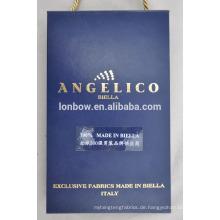 Italienische Marke ANGELICO Anzugstoff