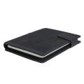 Convenient pu recharge notebook