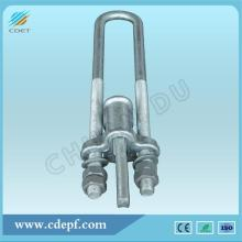 Personlized Products for Protective Fitting For Substation Adjustable Wedge Clamp with U-Bolt supply to Aruba Wholesale