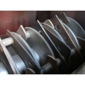 wood milling extruder