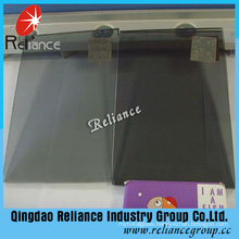 Factory Supply 6mm Euro Grey/Dark Grey Tinted Float Glass