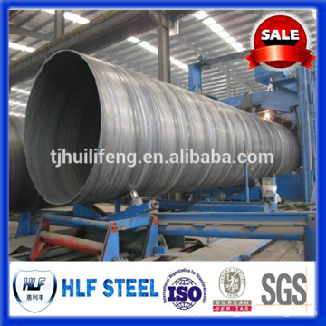 SSAW Steel Pipe With Material X70