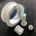 Virgin PTFE Machining Parts CNC Machine Part