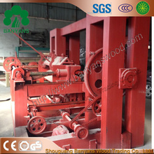 Spindless Veneer Peeling Machine Core Veneer Pelling Machine Cut Veneer Machine