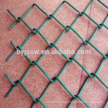 Rhombus Wire Mesh / Galvanized Chain Link Fence