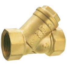 J5006 Latón de Y Patrón Filtro / colador de latón / válvula de latón