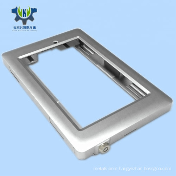 custom made alloy part aluminium die casting with competitive price