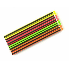 Neon Color Hb Pencil for Stationery Supply