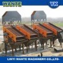 YK Stein Vibrationssieb, Siebmaschinen in Steinbruch, Bergbau zum Verkauf verwendet