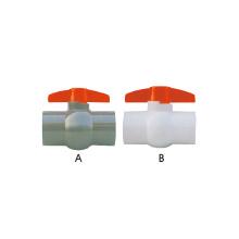Era Valves Válvula de bola compacta de PVC