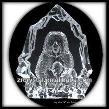 Intaglio de cristal K9 del molde S004