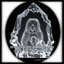 K9 Crystal Intaglio of Mold S004