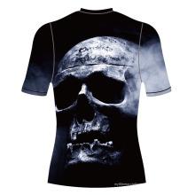Camisa activa sublimado completa Rash Guard