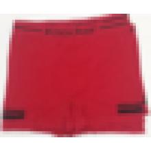 La fábrica al por mayor del boxeador inconsútil resume la ropa interior de los hombres del estilo