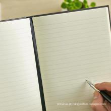 Caderno diário de capa dura de impressão profissional