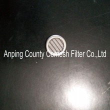 Stainless Steel Wire Mesh Metal Filter Disc