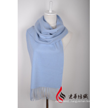 100% Cashmere Scarf in Solid Color Woollen Cashmere Shawl