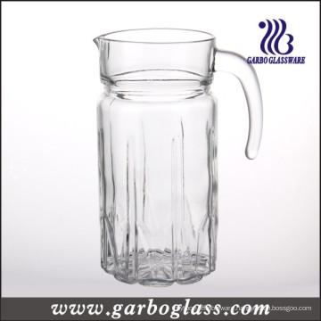 1.4L Glass Pitcher/Duckbilled Pitcher/Glass Jug (GB1117HJ)