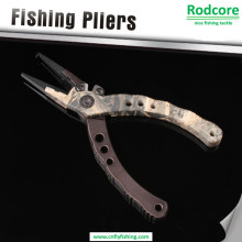 Camo Painted Aluminium Fishing Pliers