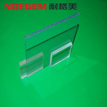 Material de ingeniería ESD PC hoja de plástico