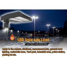 300W Led Shoe Box Light High Lumen