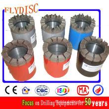 Aq, Bq, Nq, Hq, Pq Impregnated Diamond Core Drill Bits