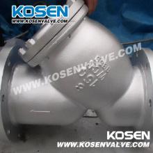 Cast Steel Y Type Strainer (YG41H)
