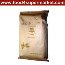 Bread Crumbs 10kg in Kraft Paper Bag