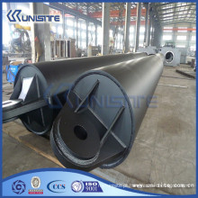 Fabricante de tubos flutuantes em tubos de aço para dragagem (USB4-004)