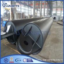 Производитель плавающая труба в стальных трубах для дноуглубительных работ (USB4-004)
