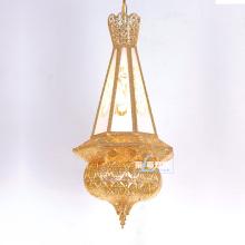 Linternas artesanales de estilo antiguo marroquí LT-041