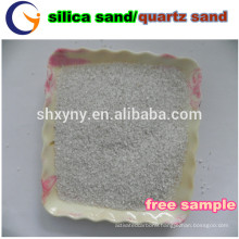 silica sand for glass production/silica sand for sale