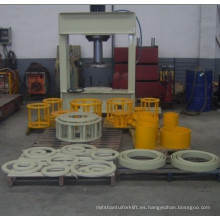 80 t 120 t 160 t 200 t sólido neumático prensa máquina carretilla elevadora sólido neumático prensa