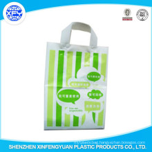 Manufacturer Custom Logo Handle Plastic Bags for Packaging