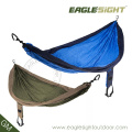 Popular Nylon Hammock (with Straps on Pouch)