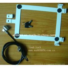 Verrouillage, verrouillage pour ordinateur portable pour iPad (AL-IPADLOCK2, 3, 4, 5)