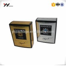 Boîte cosmétique professionnelle de parfum d'impression de empaquetage cosmétique