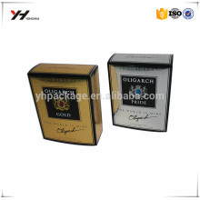 Professional Cosmetic Packaging Printing Creed Perfume Box
