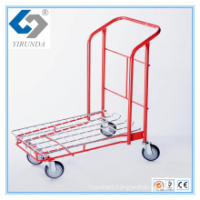 High Quality Cargo Trolley for Warehouse Transporting