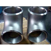 T igual, T de montagem de tubulação, T de tubulação, T de aço inoxidável, T Ss304, T Ss316,