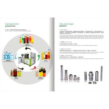 Шэньчжэнь Jiarun пластиковые крышки компрессионный формовочной машины