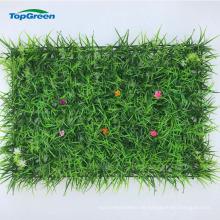 Großhandel Kunststoff Künstliche Buchsbaum Hedge-Platten zum Verkauf