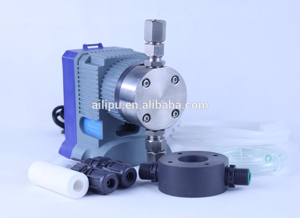 China Swimming Pool Chlorine Solenoid Dosing Pump