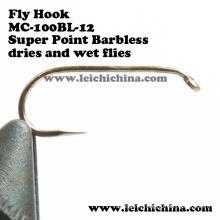 Верхнее качество Оптовая цена Летающая рыбалка Бесплодные крючки